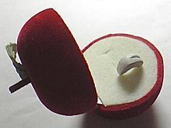 リンゴの兎
