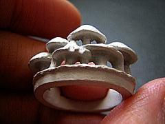 キノコの指輪 2